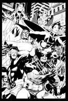 X- Men by PauloSiqueira