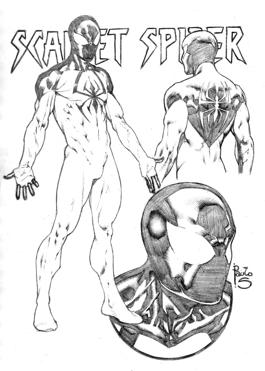 scarlet spider 121 pages - photo #29