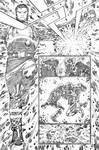 justice league 23.1 Darkseid page 10 pencil