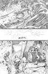 Justice League 23.1 Darkseid page 19 pencil