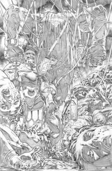 Justice League 23.1 Darkseid page 20
