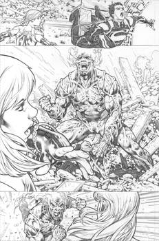 Supergirl #25 page 11