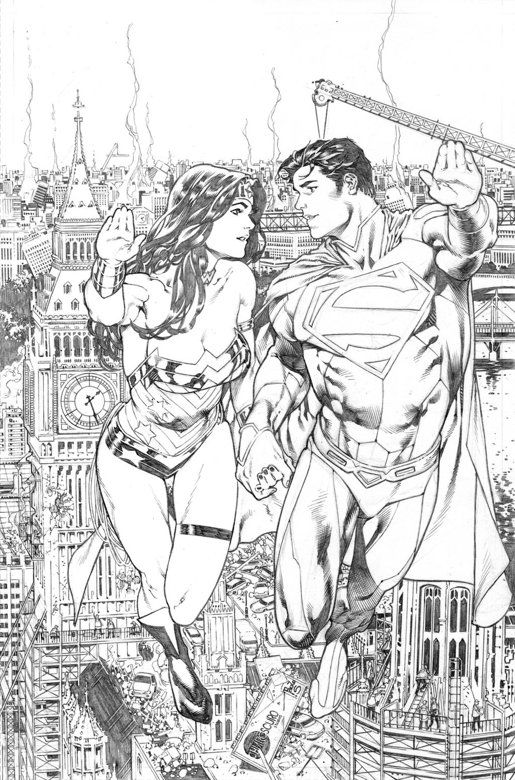 superman u0026 wonder woman appreciation archive page 2 cbr