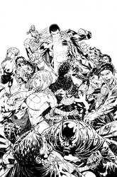 Earth2 Worlds End 6 cover FOR SALE by PauloSiqueira