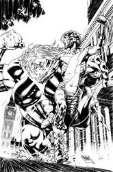 Earth 2 Worlds end 6 cover