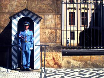 Prague Castle Guard