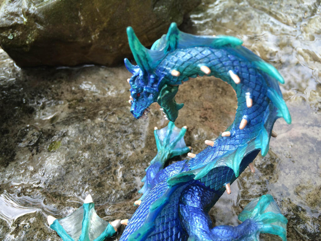 Sea Dragon by Diamondscar