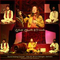 Sound Healing Concert Kailash Kokopelli + Friends