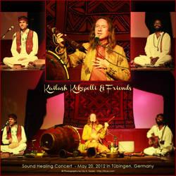 Sound Healing Concert Kailash Kokopelli + Friends by Viliggoly
