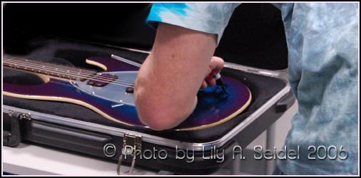 Steve Morse Guitar by Viliggoly