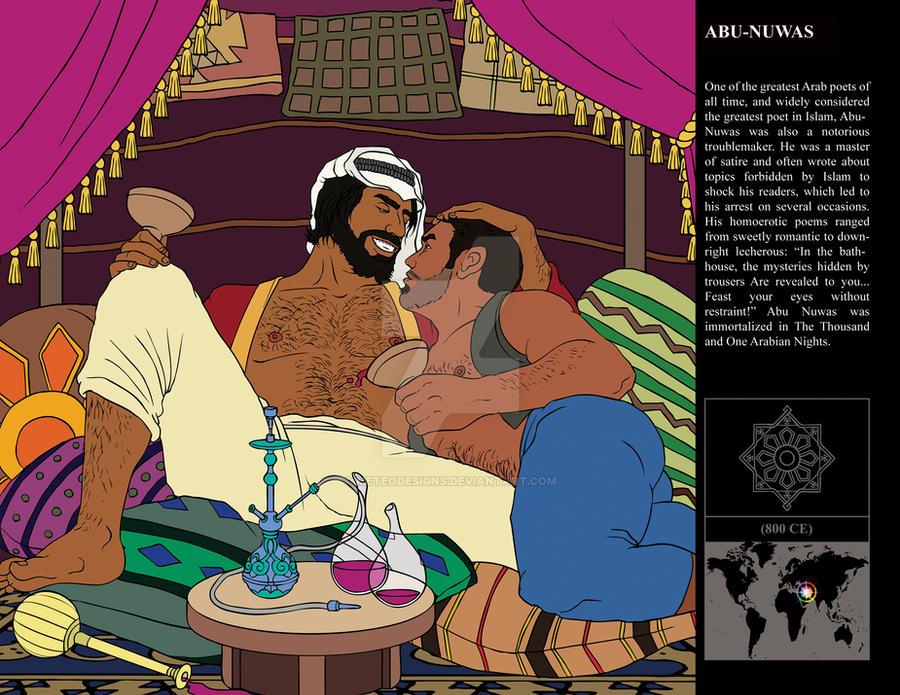 Abu-Nuwas by MeteoDesigns