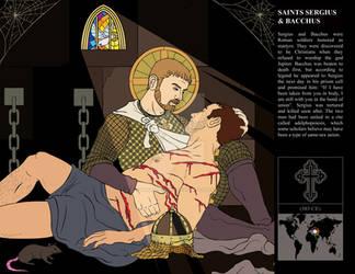 Saints Sergius + Bacchus