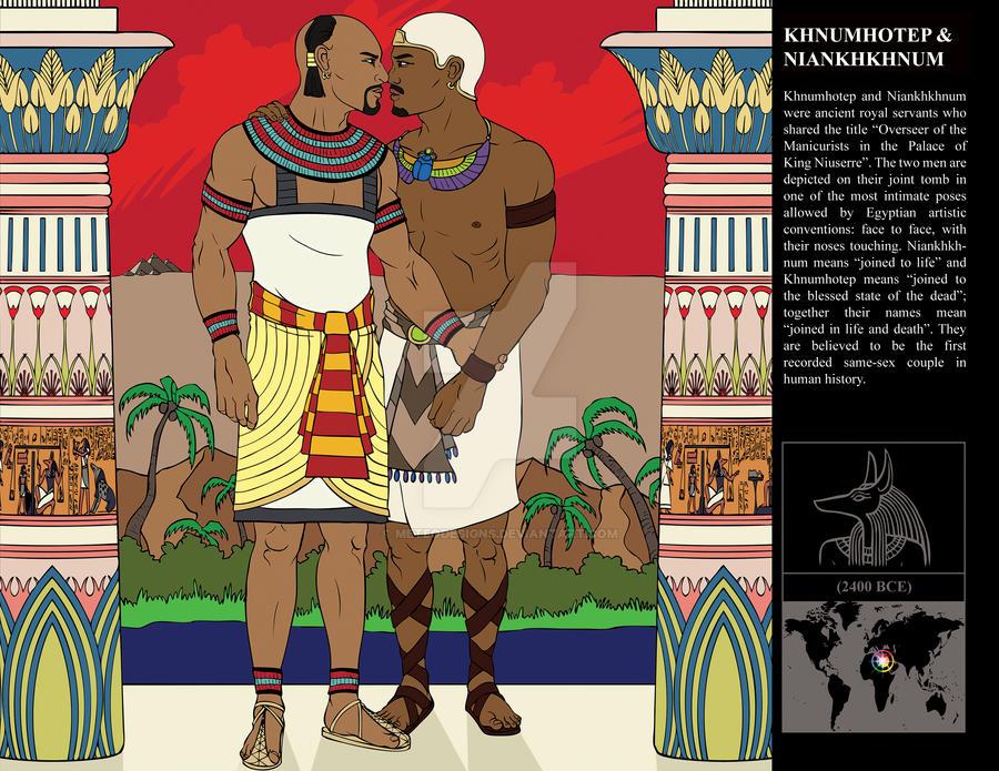 Khnumhotep + Niankhkhnum by MeteoDesigns