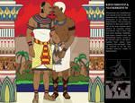 Khnumhotep + Niankhkhnum