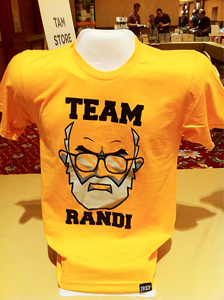 Team Randi T-shirt for TAM by MeteoDesigns