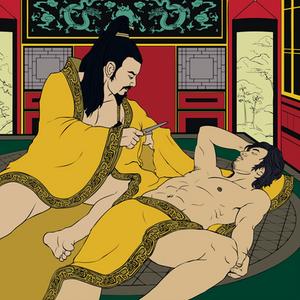 Emperor Ai of Han + Dong Xian