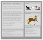 The Saxon Horse of Kings