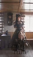 Steamgirl by MyladyTane