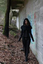STOCK Assassin girl I by MyladyTane