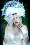 STOCK white woman II
