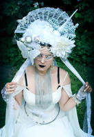 STOCK white woman III by MyladyTane