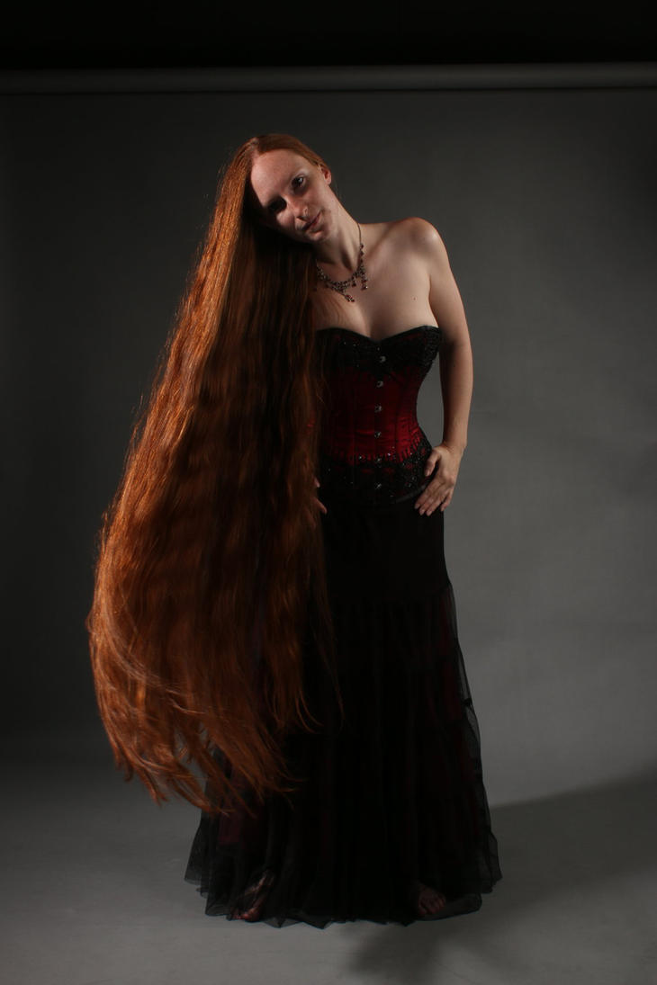 Stock Extremely Long Redhead Hair Iv By Myladytane On Deviantart-7069