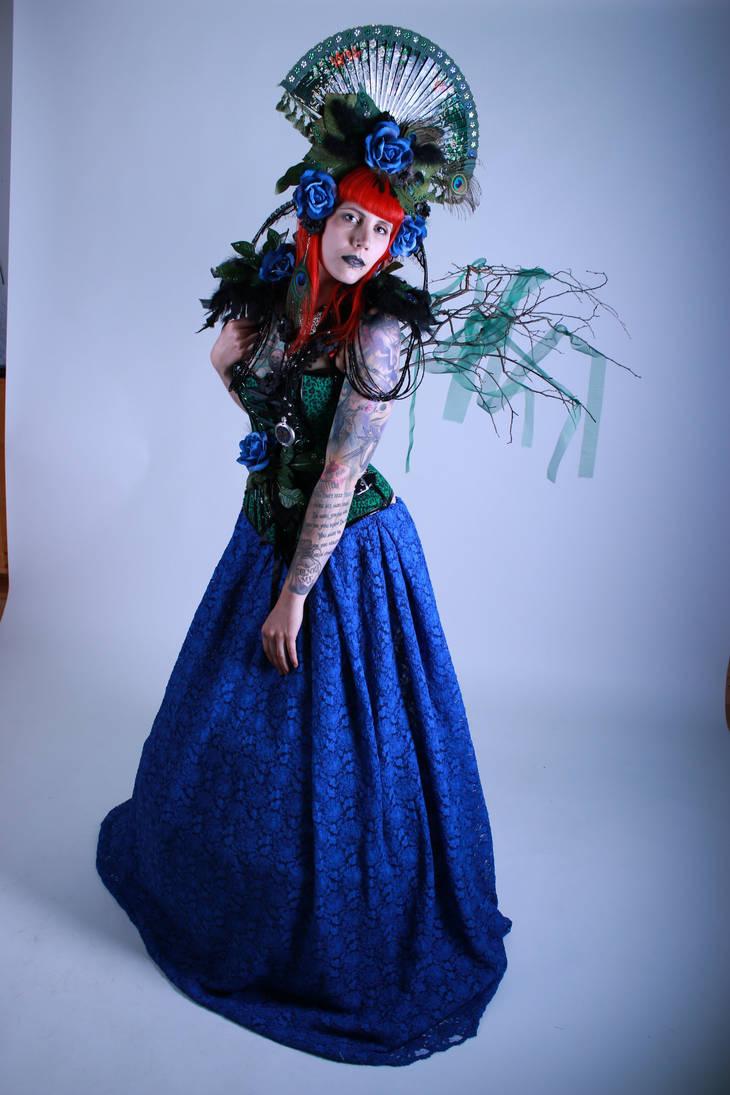 STOCK blue faerie I by MyladyTane