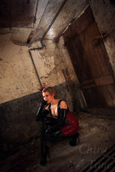 Latex and the old house