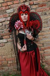 STOCK Red queen VI