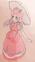 Princess Toadstool Peach