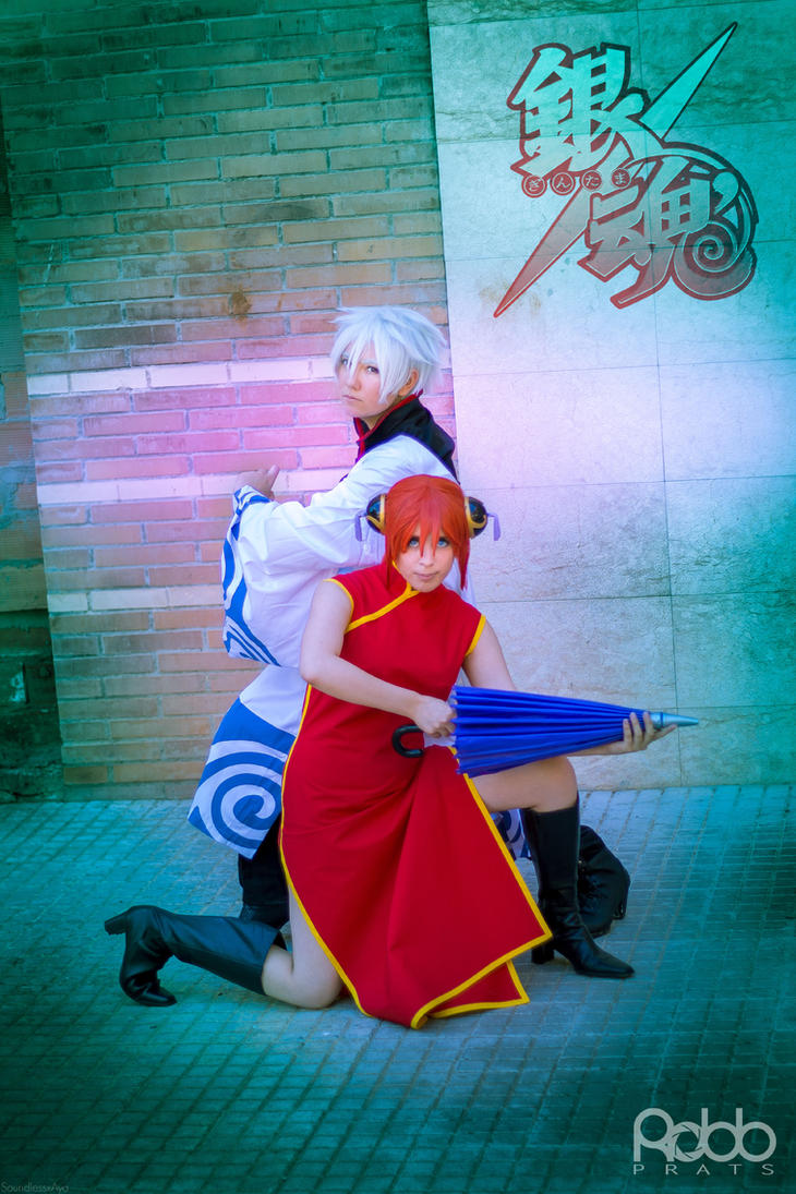 Gintama - Ready for the battle. by AyaxSoundless