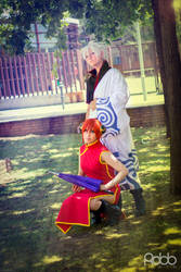 Gintama - Pray. by AyaxSoundless