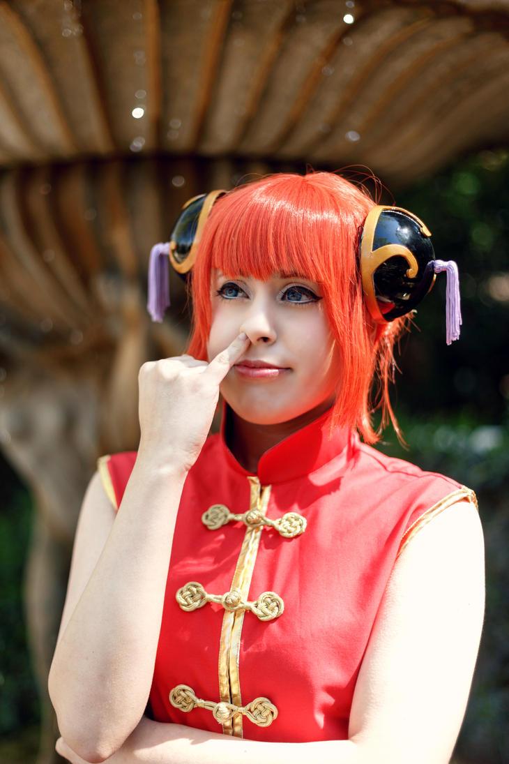 Gintama - Queen of Kabukicho. by AyaxSoundless