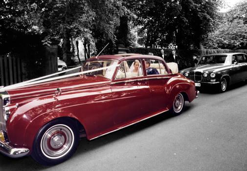 Red Car Wedding