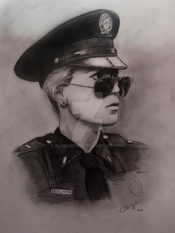 Leslie Easterbrook As Lt Callahan Police Academy By