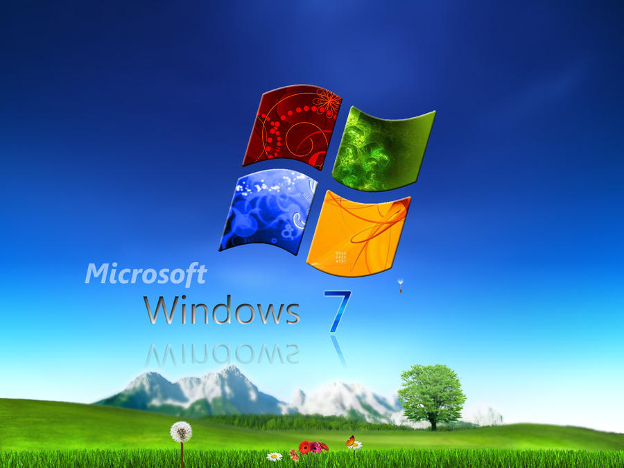 Windows7NatureWallpaperbygodoftech
