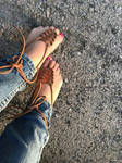 Victoria Feet #4