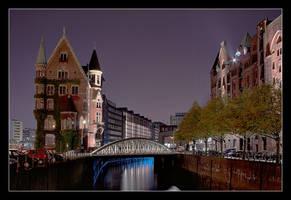 Hamburg: Speicherstadt I by cody29