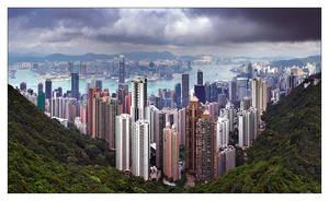 HK I - Peak View by cody29