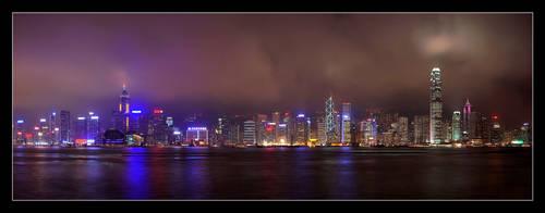 HK II - Hong Kong Skyline
