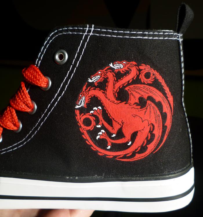 Detalle Targaryen :) by PequeCol