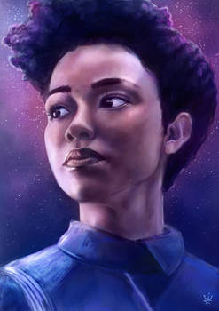 Michael Burnham (Star Trek Discovery)