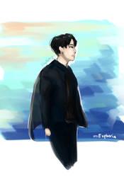 BTS Jungkook Euphoria by lily36912