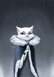 A Cat Empress by lily36912