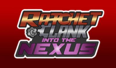 Ratchet And Clank Itn Logo By Blueyusei On Deviantart