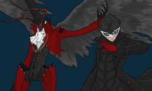 Joker and Arsene