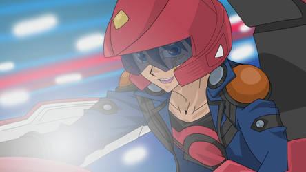 Yusei in Tag Force 5 1