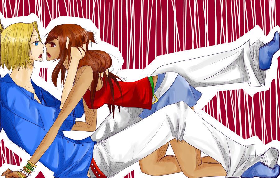 Je veux ton amour by DreamingSoLoud