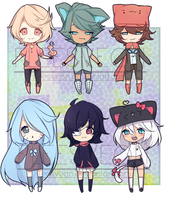 (CLOSED) Low Price adopts! by Hideaki-FV2