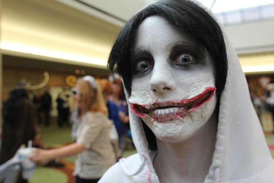 Jeff the killer cosplay by TrollFaygo